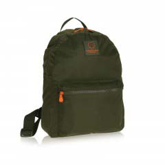 Nylon back pack colour